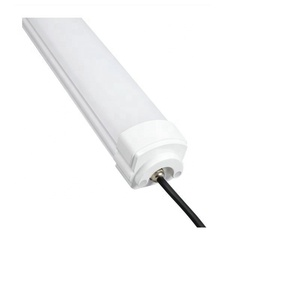 4ft 36w Waterproof Vapor Proof LED Tri Proof Light with emergency function