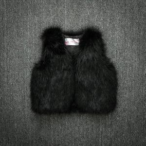 c9fb4014f63f Girls Faux Fur Vest Wholesale
