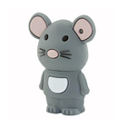 New Arrival Mouse Shaped USB Flash Drive 128MB 1GB 2GB 4GB For Promotion Gift