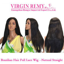 Factory price full lace wig products,100% human hair