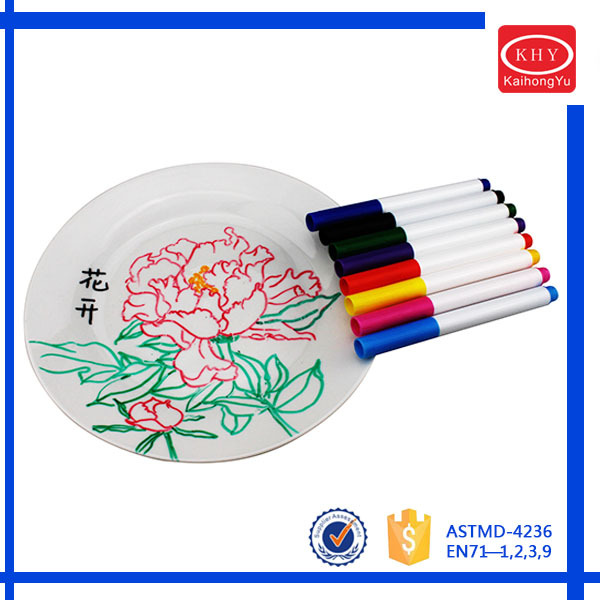 Non Toxic Diy Painting Oven Bake Permanent Ceramic Marker