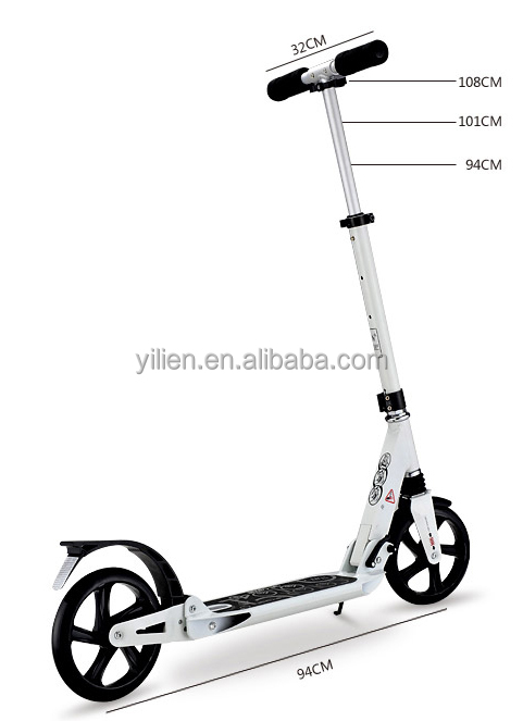 Adult Kick Scooter Spare Parts,V Brake On Rear Wheel Parts ...