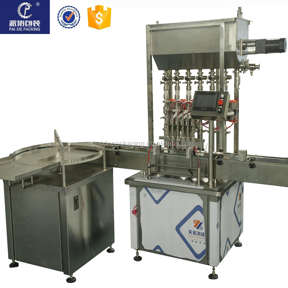 China supplier automatic food tin canning machine filling sealing production line with heating function
