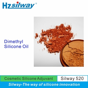 Hot Sell Silway 520 dimethyl silicone oil cosmetic in skin care products