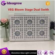 2016 dimmable 3w epistar chips 300w 600w 800 watt 1000w cob full spectrum led grow light panel lamp for medical plant