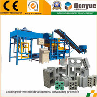 new premium concrete building block shaping machine cement tiles manufacturing machines for sale