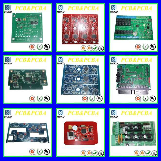 Customized product manufacturing power control board, power pcb pcba, power circuit board
