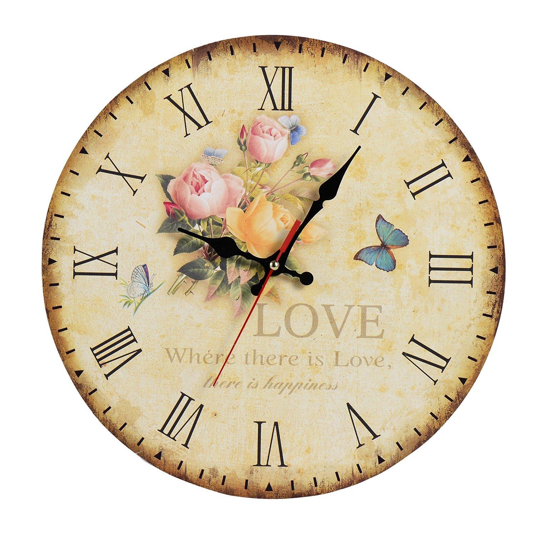Cheap Wall Clock Silent Tick, find Wall Clock Silent Tick deals on ...