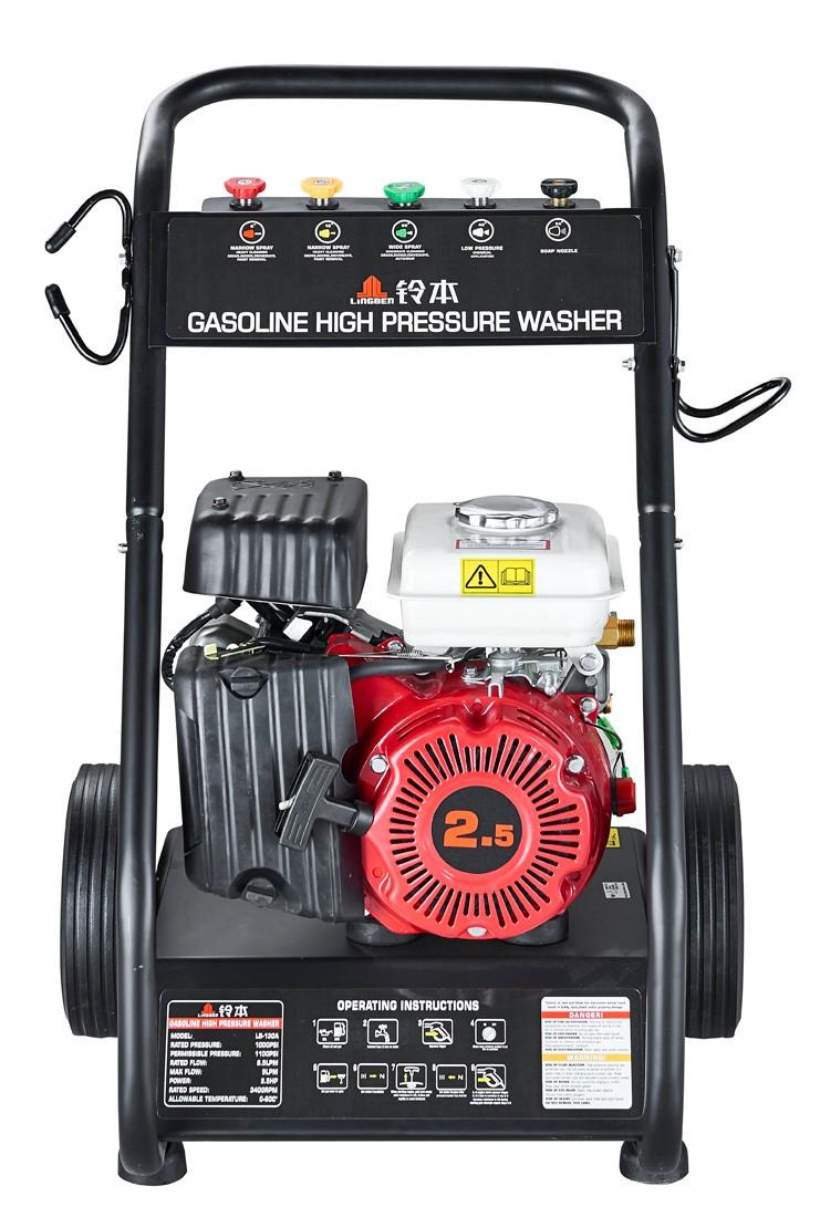 1300 High Psi Pressure Washer And High Pressure Washer