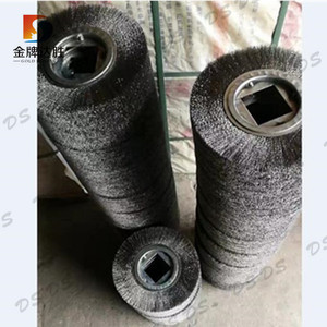 Industrial Stainless Steel Wire Roller Brushes Manufacturers