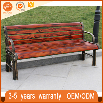 Classic Ourdoor Relaxing Furniture Park Rest Chairs Wooden Long Bench Chair & Classic Ourdoor Relaxing Furniture Park Rest Chairs Wooden Long ...