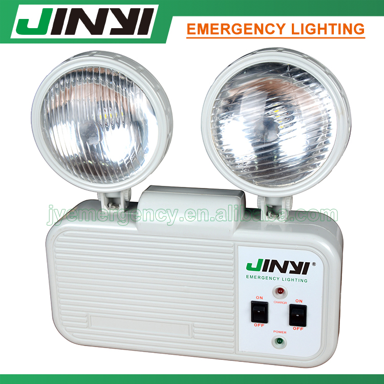 Led Emergency Exit Lights Twin Spot Light With Superior Quality ...
