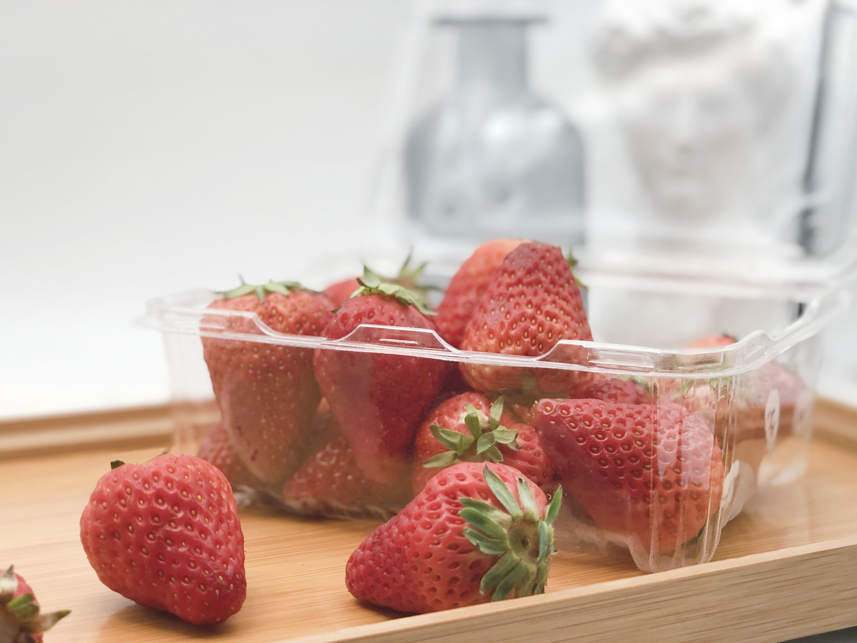 Eco Friendly Square Biodegradable Food Storage Container Restaurant Microwave Takeaway Plastic Disposable Food Container Set