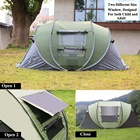 Life Out Camping Tents 5 Person Turbo Life Cabin Camping Tent Outdoor Customized Long Camping Tent