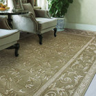 Commercial Classical Silk&Wool Hand Tufted Wool Carpet Handmade Carpets Rugs For Living Room