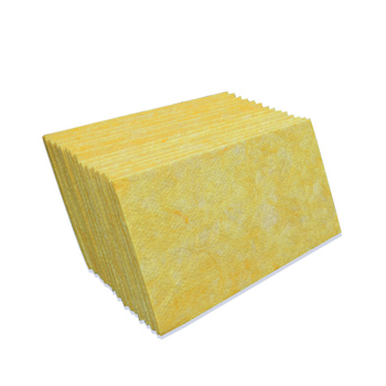 Class A Fireproof Sound Absorbing Acoustic Insulation Glass Wool Board