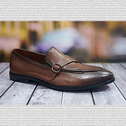 New design dress shoes men suede latest 2014 for wholesale