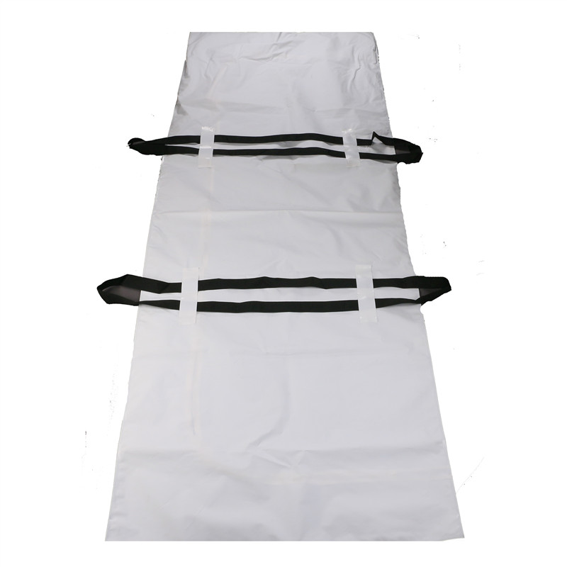 Heavy Duty Funeral Supplies Corpse Bag PEVA PVC Death Cadaver Mortuary Body Bag for Adults Dead Body