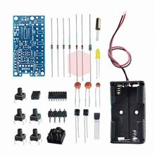 <span class=keywords><strong>Radio</strong></span> FM FM Kit 76 ~ 108 MHz Training Kit DIY Kit