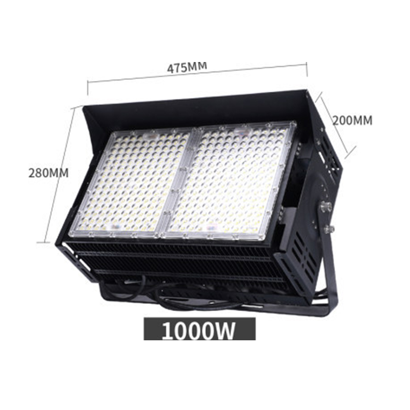 Factory direct selling led flood light with camera wiring diagram waterproof Athletic