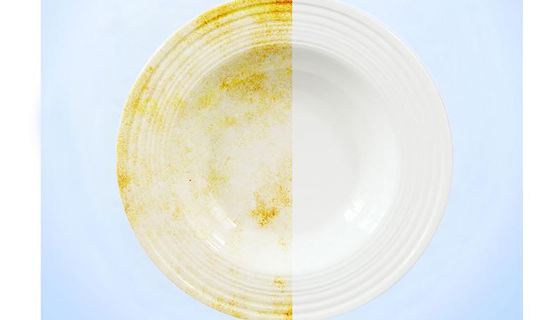 3 צבעים ב 1 עבור צלחת כביסה טבליות לשטיפת כלים tablet מטבח מנקה טבליות