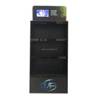 "paper /acrylic / metal with lcd screen 7"" 8"" 10"" 12"" 13.3"" 14"" 15"" motion sensor of retail display racks"