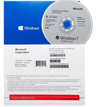 Online Aktivierung Windows 7 Professionelle DVD OEM Paket 64 Bit <span class=keywords><strong>OS</strong></span> Win 7 Pro Software Schlüssel