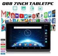 Cheapest Tablet PC Q88 1G RAM 8GB ROM 7 inch HD 1024x600 IPS Android 6.0 ,1024x600 wallpaper tablet pc 7 inch