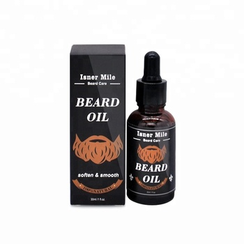 OEM/ODM Private Label 100% Natural Pure Beard Growth Oil All Natural Mens Beard Essential Oil