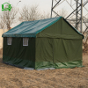 The steel Metal Frame Camp heavy duty waterproof canvas winter camping Army Outdoor Military Tent