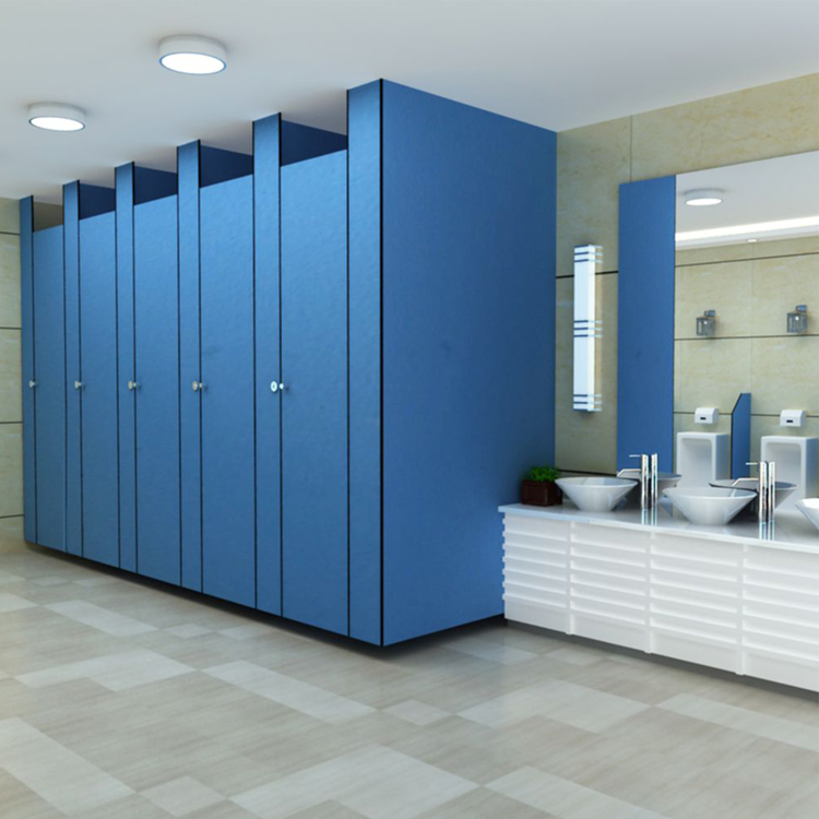 High Quality Modular Waterproof Toilet Cubicle Partition Door Board