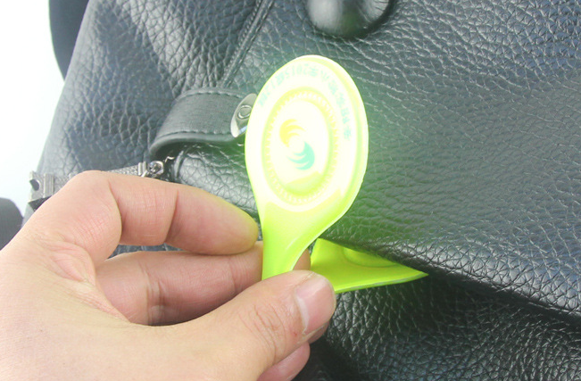Reflective Clip With Magnet / Magnet Reflector