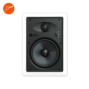 5-inch/6-inch/8-inch VR 40-120W active ceiling mount speakers use for background music