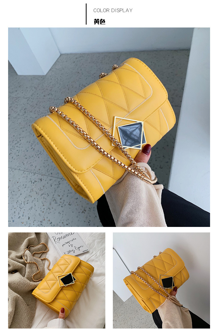 product-Osgoodway-Osgooway2 small square women quilted PU leather phone shoulder crossbody bag fashi-1