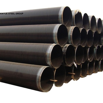 DSAW API 5L X42 X52 X60 X70 PSL1 PSL2 Spiral Welded Steel Pipe/Tubing 3PE + Epoxy Paint For Fluid Water Oil Gas Conveying