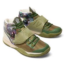 5 цветов, размер 37-45, Мужская Баскетбольная обувь, Zapatillas Baloncesto, детская Баскетбольная обувь, спортивные высокие кроссовки, Irving 6, мужские крос...(Китай)
