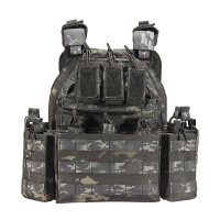 YAKEDA swat outdoor combat bulletproof plate carrier police swat military tactico militar chaleco antibalas tactical vest