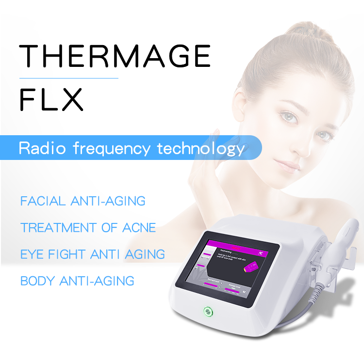 Thermagic Skin Rejuvenation face care shin rf Fractional Micro Needle radio frequency beauty machine