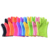 BBQ Grilling Gloves Oven Mitts Gloves for Cooking Baking Barbecue Potholder