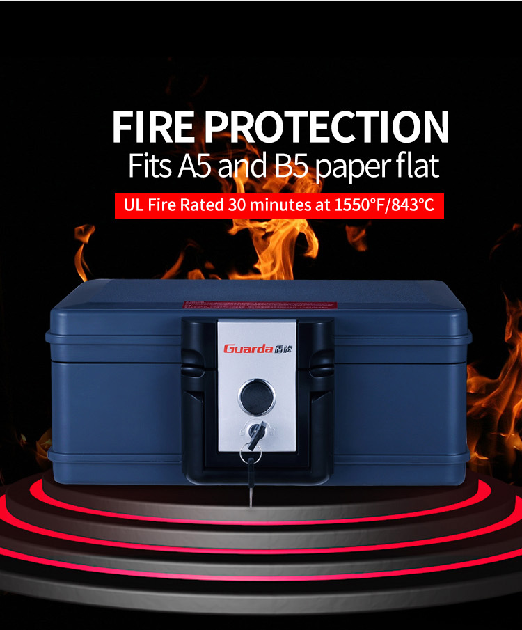 Guarda Latest fire waterproof safe supply for company-6