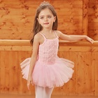 Children's Dance Dress Girls Spring and Summer Ballet Skirt Children's Performance Dress Children's Practice Clothing