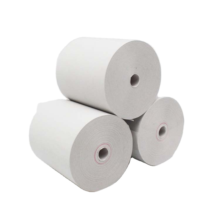 Kaidun 57*50mm 45 55 65 70g jumbo or till rolls cash register thermal paper for pos
