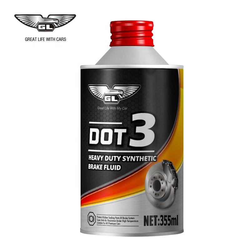 Janpan Formula Motor Vehicle Brake Oil Genuine Seiken BF3 Heavy Duty Brake Fluid
