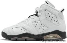 Мужские баскетбольные кроссовки Nike Air Jordan 6 в стиле ретро, оригинальные баскетбольные кроссовки с высоким берцем, женская обувь, мужская обу...()
