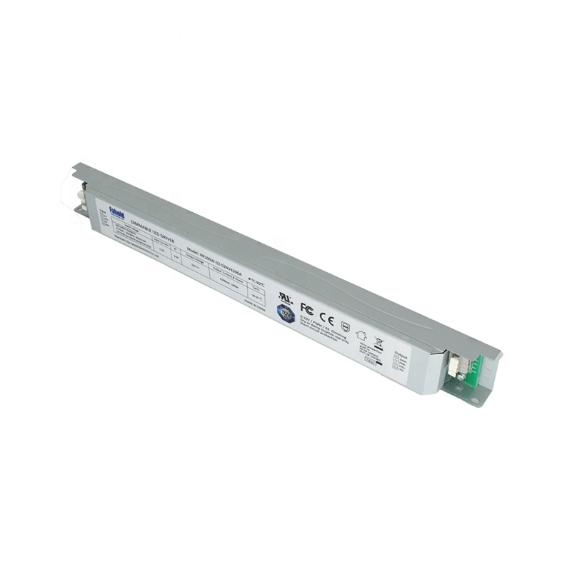 LED Strip Light Constant Voltage 12V 24V LED Driver 100w 0-10V PWM  Dali Dimmable led driver 12v 100w