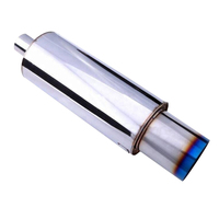 China good price exhaust muffler for HKS