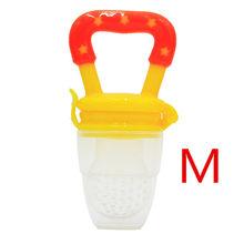 Прорезыватель для зубов для малышей, овощной фрукт, Прорезыватель для зубов, кольцо, Жевательная соска, аксессуары, детские игрушки, игрушки(Китай)