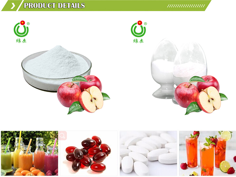 Factory direct supply 100% natural organic apple extract apple cider vinegar powder