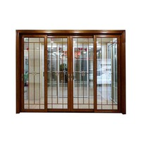 Custom Good Quality 6063 T5 A Grade Aluminum Doors And Windows Aluminum Profile