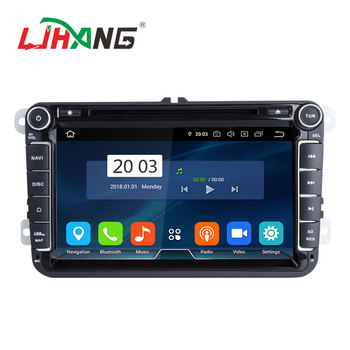 LJHANG android 9.0 4 + 64g octacore veicolo lettore dvd car stereo per volkswagen B6/CADDY/CC /POLO/Golf 5/Golf 6 2006-2012